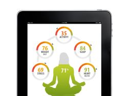 Дизайн инфографики для мобильного приложения