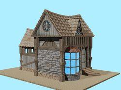 Моделирование зданий и сооружений
