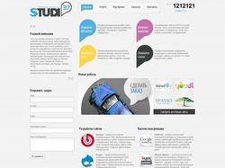 HTML верстка и WP тема