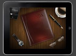 """iPad-приложение """"Ежедневник"""""""