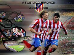 Атлетико Мадрид 2010-2011