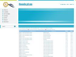 Дизайн железнодорожного сайта