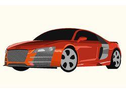 Иллюстрацыя в AutoCAD