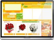 Цветочный интернет-магазин. Доставка цветов.