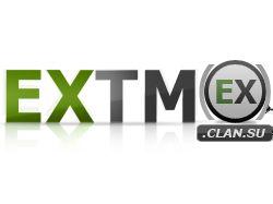 Логотип для EXTM