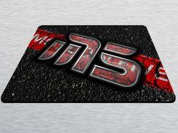 Дизайн коврика для мыши. M5.