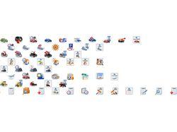 Иконки разделов для ANI