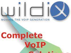 Баннер для специализированной выставки VoIP