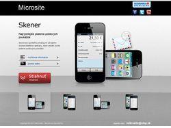 Сайт продажи приложений для мобильных телефонов