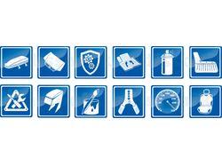 Иконки разделов для интернет магазина