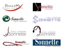 """Логотипы для """"Sonnette""""."""