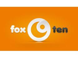 Логотип для сайта FoxTen