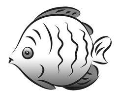Логотип Тамбов рыба(ч/б)