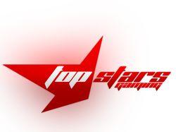 """Logo """"TopStars Gaming"""""""