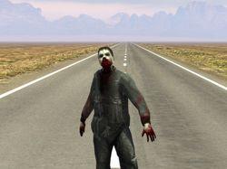 Модель зомби для игры (iPhone)