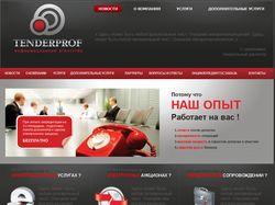 Консалтинговое агенство Tenderprof