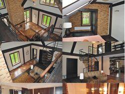 Реальный объект по моему проекту: Дом в стиле Шале