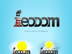 Логотип для сайта Feodom.com
