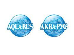 Логотип Акварус