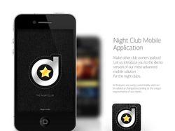 Приложение для ночных клубов - NCD