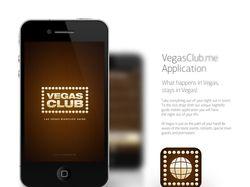 Приложение VegasClub