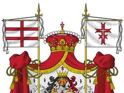 Большой герб Великого Приората России