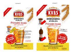 Для рекламы кваса в Черногории.