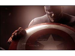 Бигбар на тему Captain America !