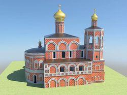 Техническая анимация подъема здания (2)