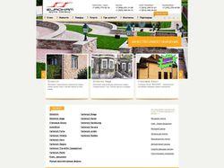 Сайт группы компаний Eurokam