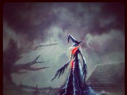 Scarecrow char