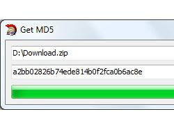 Простой MD5 калькулятор