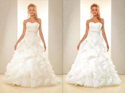 Платье2 - ретушь, цветокоррекция