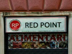 Вывеска RedPoint