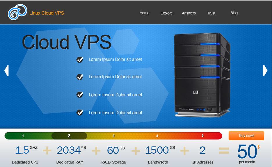 Облако на linux