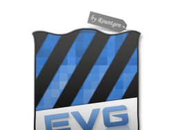 Логотип команды EvG