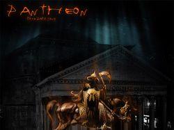 Обложка муз. диска «Pantheon»