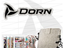 Дизайн каталога чехлов для iPad - Dorn