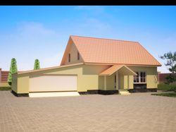 Экстерьер загородного дома 1