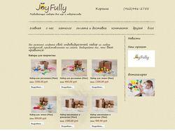 Интернет-магазин товаров для детского творчества