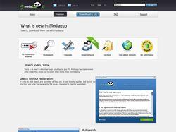Media Zup P2p client