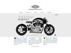 Сайт о мотоциклах и их продаже