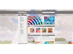 BlueFountainMedia - InGallery