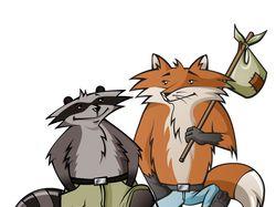 Rogue Friends