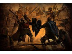 Рисунок к игре Medieval Online