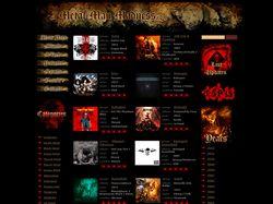 Сайт metalmanmadness.ru