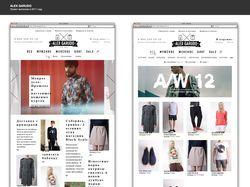ALEX GARUDO, модная одежда, интернет-магазин