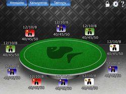 Покерный калькулятор (для iPad)