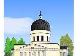 Кафедральный собор г.Кишинев