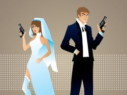 Свадебное приглашение.